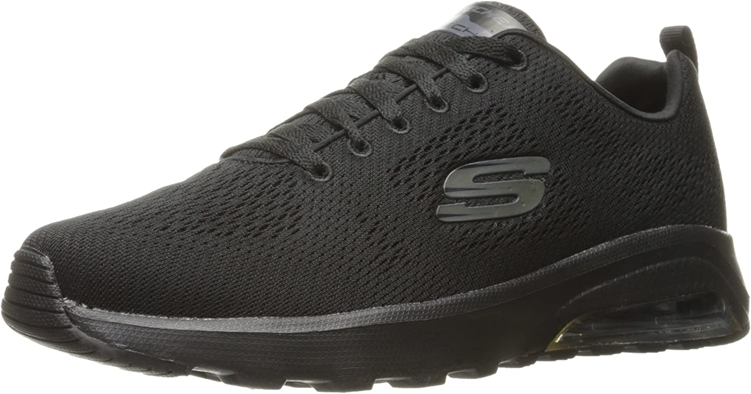 Skechers Mens Skech Air Extreme Natson Fashion Sneaker