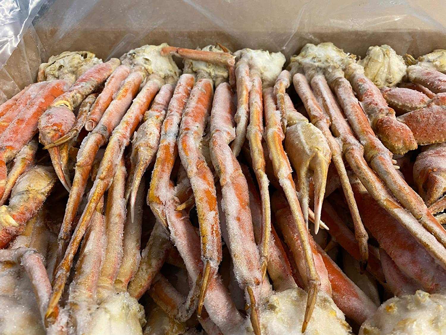 Today Gourmet Foods of NC-- Snow High material Clusters Crab 5 L 10-12oz Legs Japan's largest assortment