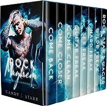 Rock Mayhem: 8 Complete Rock Star Romance Novels