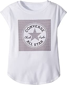 Converse Kids - Color Reveal Chuck Patch Tee (Little Kids)