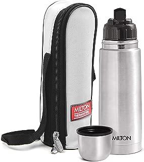 MILTON Thermosteel Flip Lid Flask (350 milliliters)