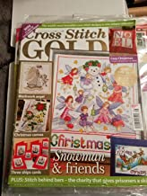 Cross Stitch Gold Magazine December 2012 (Snowmen & Friends)