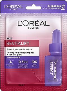L'Oreal Paris L'Oréal Paris Revitalift Plumping Sheet Mask, 30g