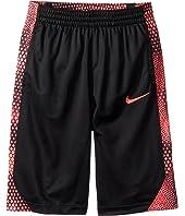 Nike Kids Dry Avalanche Print Basketball Short (Little Kids/Big Kids)
