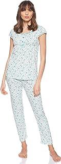 JOANNA Women's Floral Pattern Pajama Set