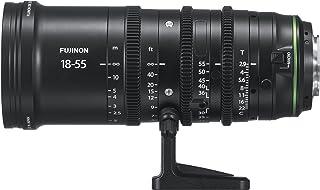 Fujinon mkx18–55mmt2.9レンズ