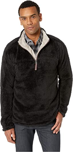 Double Plush 1/4 Zip Pullover