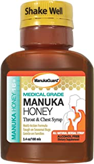 manukaguard throat and chest syrup