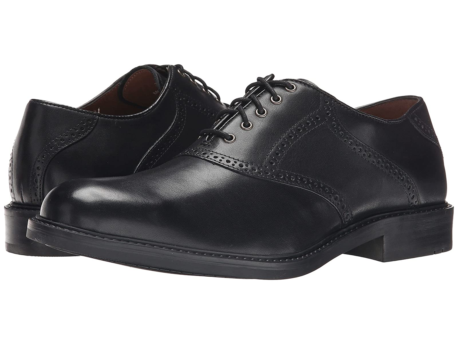 Johnston & Murphy Tabor Saddle Dress OxfordAtmospheric grades have affordable shoes