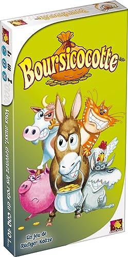 Asmodée - BO01 - Jeu de stratégie - Boursicocotte