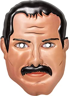 Augmented Reality Adult Freddie Mercury Queen Mask