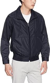 [空調風神服] 空調服 肩パットチタン加工長袖ブルゾンKU92200(単品/ファンなし/ブルゾンのみ) KU92200 メンズ