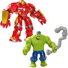 Marvel Hulkbuster Deluxe Action Figure Set Toybox