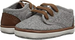 Soft Sole Faux Wool Sneaker (Infant)