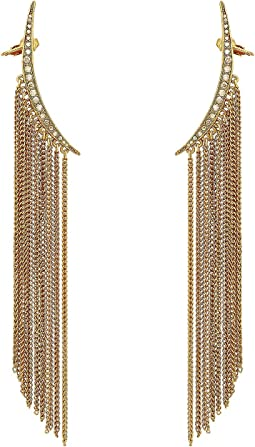 Oscar de la Renta - Tendril Drop Earrings