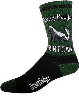 NLZwear Honey Badger Don't Care Socks 1 Pair