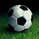 dito palla da calcio giocoleria - colpire la palla
