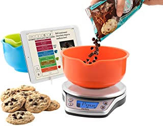 Wireless Perfect Bake Pro Smart Kitchen Scale and Recipe App