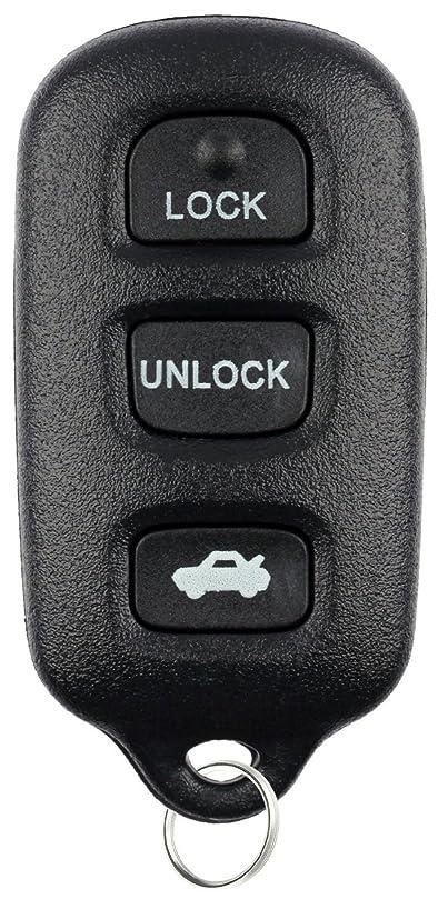 Keylessoption Keyless Entry Car Remote Control Key Fob For Toyota Avalon HYQ12BAN, HYQ12BBX