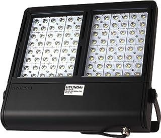 كشاف ارضي عالي الطاقة ليد 220/5.7K من اتش ال اف ال، بقدرة 100-227 فولت، 50/60 هرتز، 5700 كلفن، 30800 لومن، 50000 ساعة، هونداي