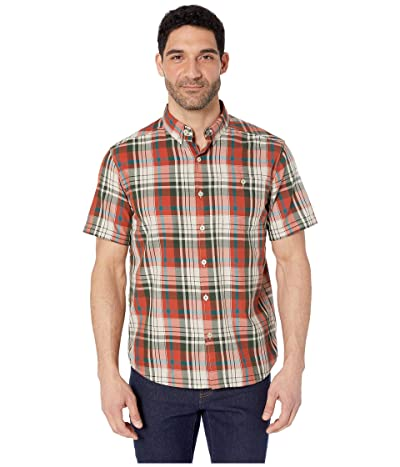 Mountain Hardwear Minorcatm Short Sleeve Shirt (Dark Copper) Men