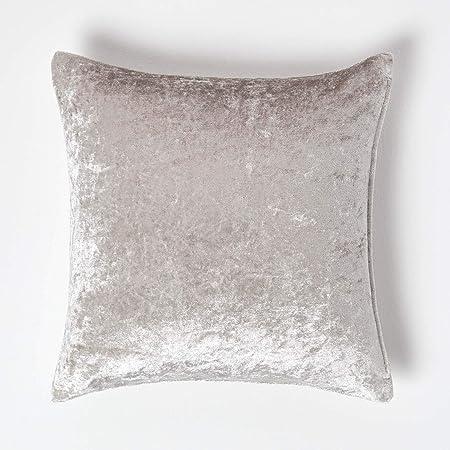 Hochwertige Kissenbezug Kissenhülle Samtstoff Waschbar Dekokissen ca 40 x 40 cm.