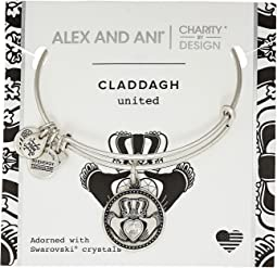 Charity By Design Claddagh Bangle - Boston Celtics Shamrock Foundation
