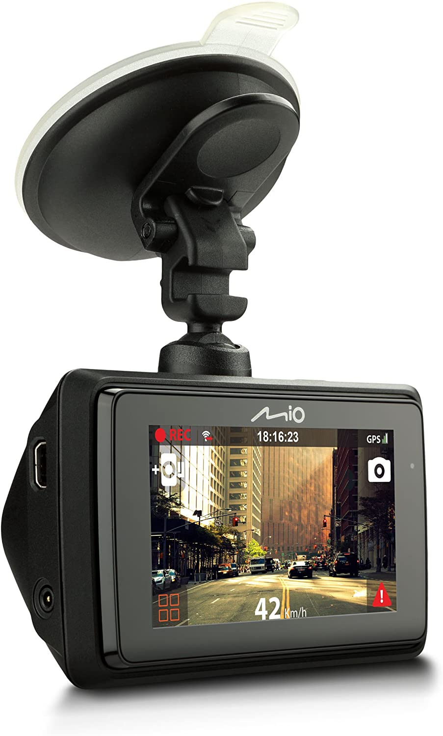 Mio Mivue A30 Camera With 140 Degree Wide Angle View Computers Accessories