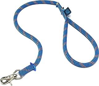 ドッグ・ギア ザイルリード タイプS ロープ径10mm 全長120cm ブルー 「愛犬とのコミュニケーションを楽しむためのリードです」