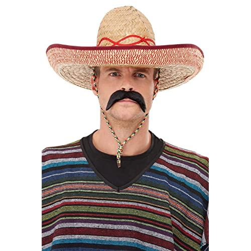 59d9f916772751 Smiffys Sombrero Straw Hat