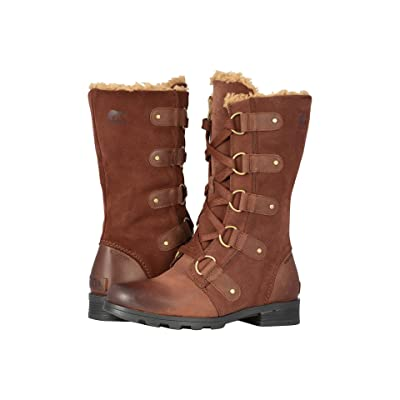 SOREL Emelie Lace (Burro) Women