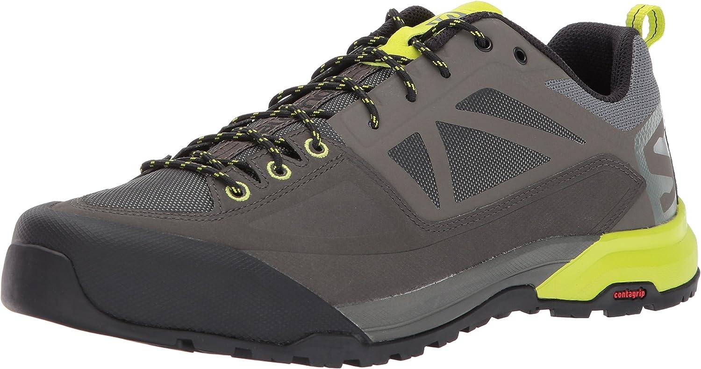 Adidas Herren X Alp Spry Trail Traillaufschuhe, schwarz, 45 1 3 EU