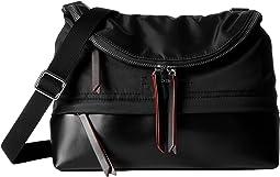 Lodis Accessories - Kate Nylon RFID Under Lock & Key Yukie Convertible Crossbody