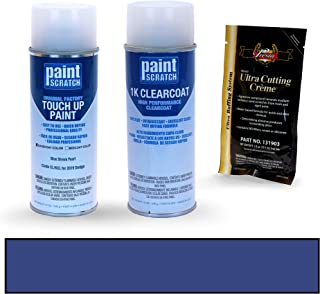 blue streak pearl touch up paint