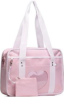 Ita Bag Heart Japanese Bags Kawaii Large Shoulder Anime Purse