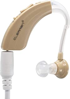 Clearon Rechargeable Digital Hearing Amplifier CL 220T - 500 Battery Life Cycles of Charge and Discharge - FDA Approved