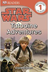 DK Readers L1: Star Wars: Tatooine Adventures (DK Readers Level 1) Paperback
