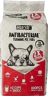 Absorb Plus Antibacterial Pet Sheets (100pcs) 35cm x 45cm