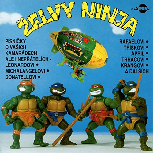 Želvy Ninja by Various artists on Amazon Music - Amazon.com