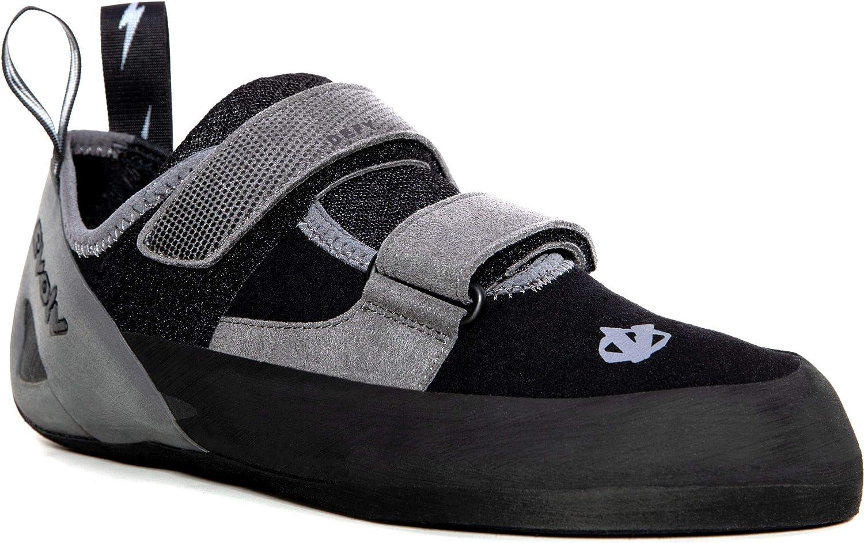 40% Many popular brands OFF Cheap Sale Evolv Defy Climbing Shoe - Black Gray Men's 5