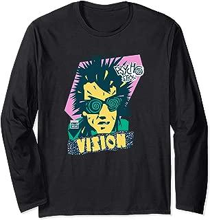 Psycho Stick Long Sleeve T-Shirt