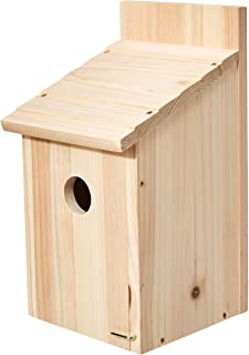 AmazonBasics Wooden Birdhouse