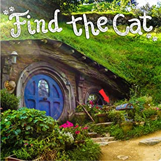 Find the Cat Puzzle Book by Notebook (9781620096932)