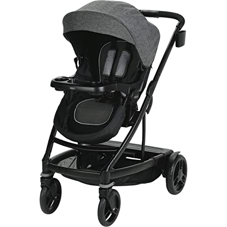 Graco Uno2Duo Stroller   Goes from Single to Double Stroller, Ellington