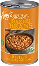 Amy's Organic Baked Beans, Western, 15 Ounce (Pack of 12)