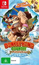 Donkey Kong: Tropical Freeze - Nintendo Switch