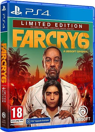 Far Cry 6 en Amazon