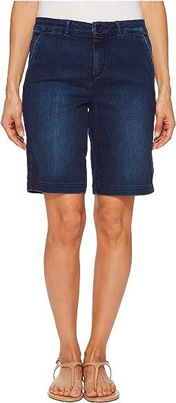 Petite Bermuda Shorts in Cooper