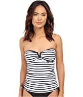 Tommy Bahama - Mare Stripe V Front Bandini