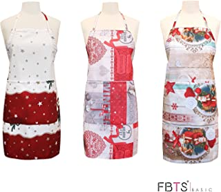 christmas apron set